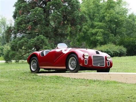 ferrari 125 s ferrari 125 s specs 1947 autoevolution