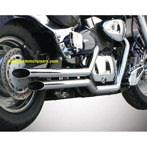 Suzuki Marauder Exhaust Jardine System Slashcut Drag Exhaust For Suzuki Vz