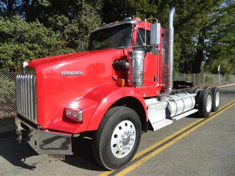 2013 kenworth trucks for sale 2013 kenworth t800 day cab truck for sale fontana ca