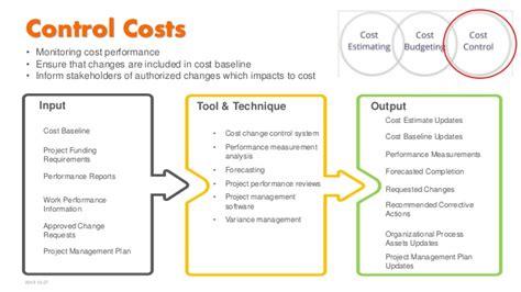 Cost Management 8 Project Cost Management