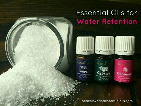 Essential Oils For Lymph Detox by 17 Best Ideas About Water Retention On Water