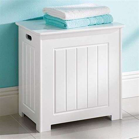 wooden bathroom storage box white her clothes storage wooden chest with lid laundry