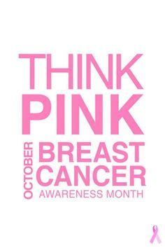 Think Pink For Breast Cancer Awareness Month by The World S Catalog Of Ideas