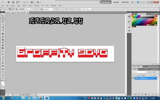 tutorial photoshop cs3 membuat graffiti tips dan trik membuat graffity menggunakan photoshop cs3