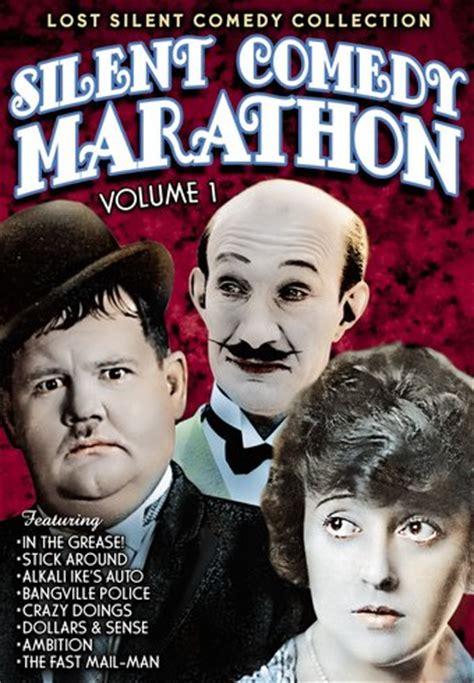 silence volume 1 silent comedy marathon volume 1 silent dvd r 1911