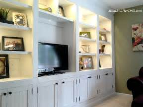 How To Build Living Room Built Ins S Built Ins Reveal And Drill