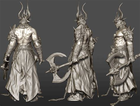 3d model designer 3d character model design john cheangs 2