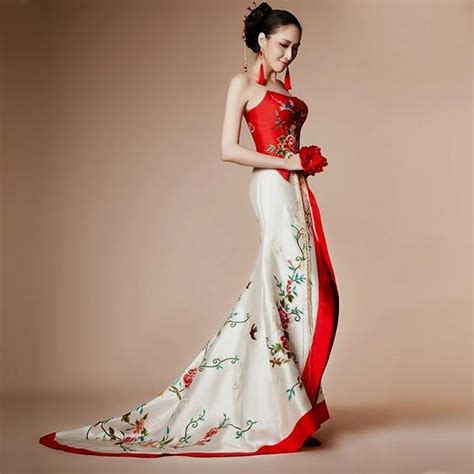 Asian Wedding Dresses by Asian Inspired Wedding Dresses Naf Dresses