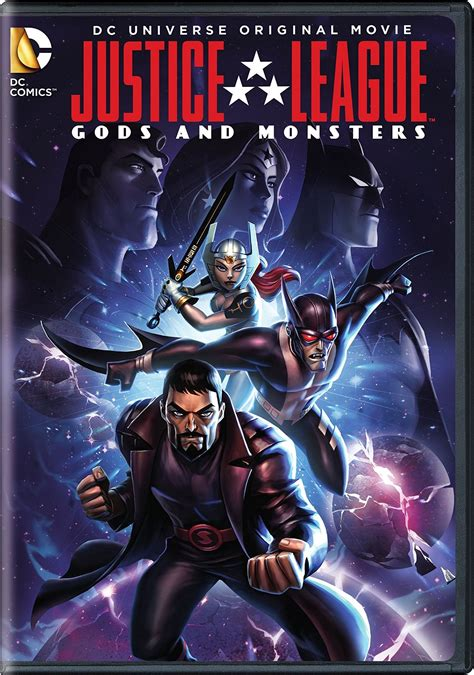 justice league gods and monsters free