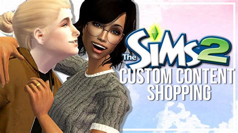 sims 2 hairstyle download are you sniffing my hair the sims 2 cc shopping 7 1700 hair clothes more