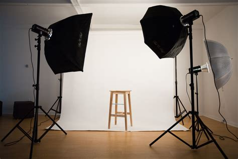 Photography Lights by Photos Pittsburgh Photography Studio Rental
