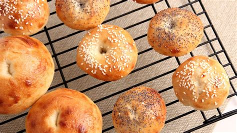 how to make delicious bagels