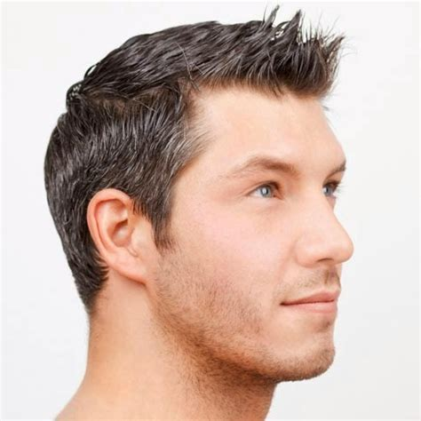 hairstyles for men with short hair and a double chin men s short hairstyles 2014 fashion trend hairstyles