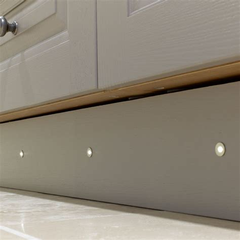 Sensio Specto Led Plinth Light Pack Cool White Kitchen Plinth Lights