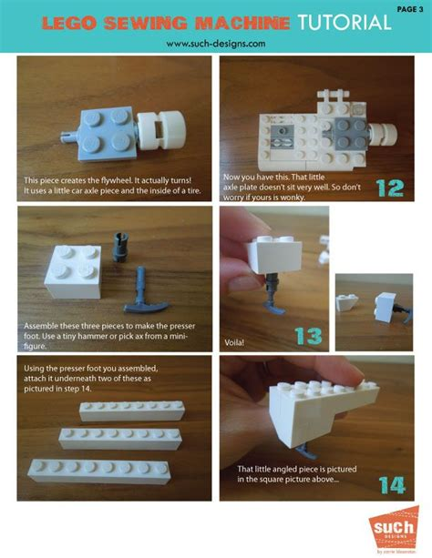 tutorial lego machine 238 best images about lego on pinterest models sean o