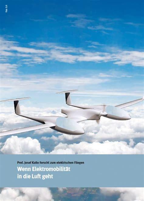 wandle mit batterie emissionsfreier antrieb f 252 r die luftfahrt