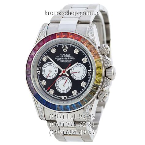 Rolex Daytona Gold Automatic часы rolex cosmograph daytona rainbow automatic white gold