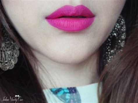 8 Fabulous Lipsticks For The Season by Indian Vanity Mac Flat Out Fabulous Retro Matte