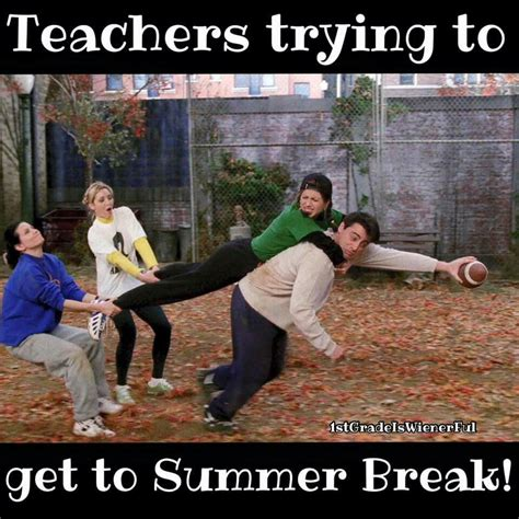 Teacher Spring Break Meme - teachers trying to get to summer break teaching laughs