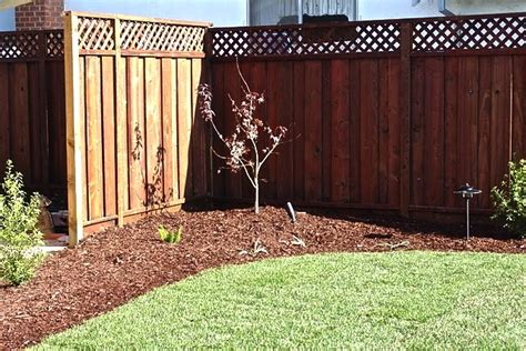 outdoor fence painting outdoors