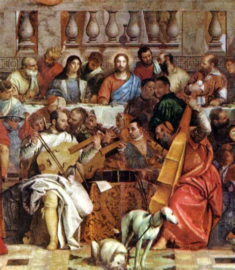 Hieronymus Bosch Wedding At Cana by File Veronese Tiziano Tintoretto Jpg Wikimedia Commons