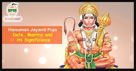 hanuman jayanti puja rudraksha ratna hanuman jayanti puja dates differ in every state