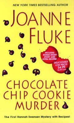 chocolate chip cookie murder by joanne fluke reviews