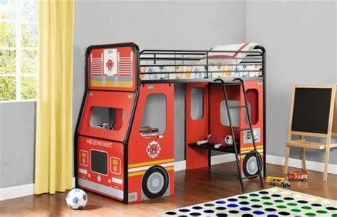 walmart junior loft bed dhp imagination fire truck junior loft bed walmart ca