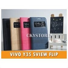 Vivo Y21 Ory Flip Soft Casing Cover Leather vivo v5 price harga in malaysia wts in lelong