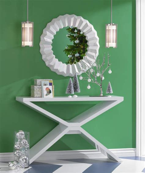 How To Decorate A Console Table Huffpost How To Decorate A Sofa Table