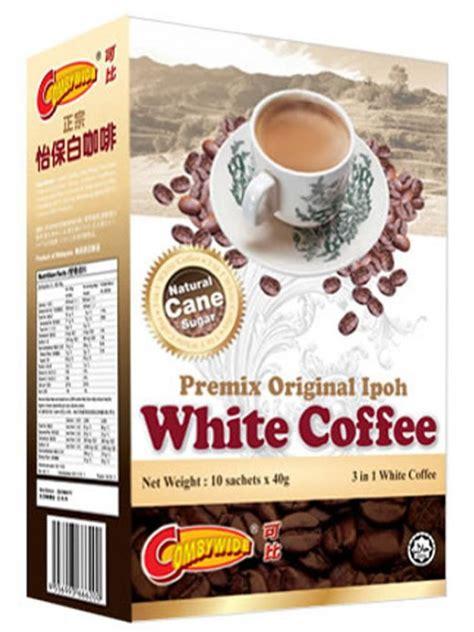 White Coffee 1 Pack oldtown white coffee 3 in 1 hazelnut white coffee