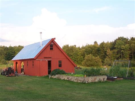 Amish Metal Barn amish barn traditional shed other by tim mccarthy architect pc