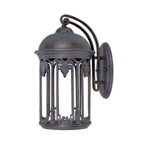 world imports sky 9 in bronze outdoor wall - Sky 9 In Bronze Outdoor Wall Sconce