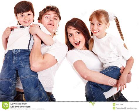 imagenes de la familia del hijo del ninja madre padre hija e hijo felices de la familia foto de