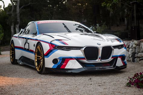 bmw concept csl bmw 3 0 csl hommage r real life photos