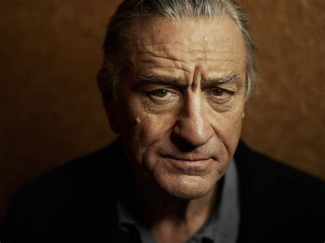 Photographer L by Robert De Niro Will Act As Enzo In 2017 Journal
