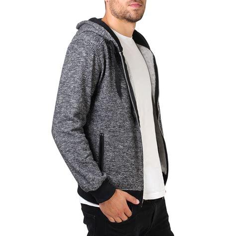 Zip Up Coat quality zip up hoodie warm fleece designer hooded