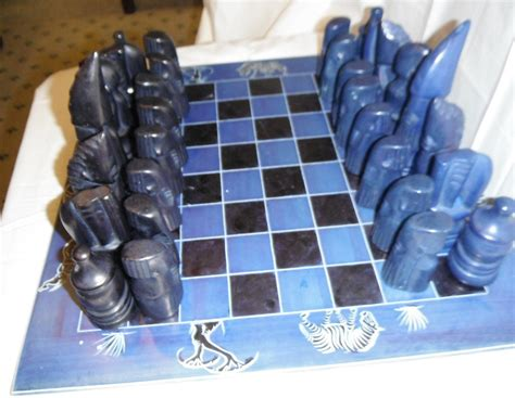 Set Stationary 0082 Hk541 kelechi authentics soap chess set