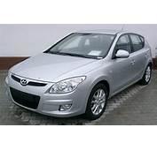 2009 Hyundai I30 Photos Informations Articles