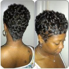 how to pincurl short african american hair nails on pinterest short cuts short hair and