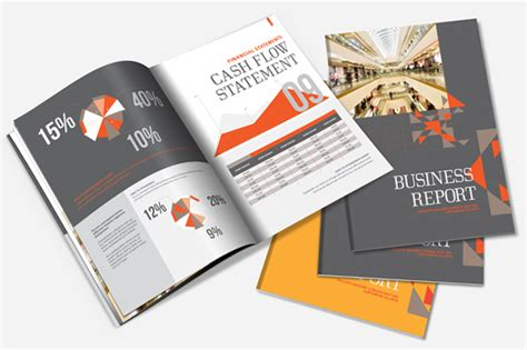 ind annual report template annual report brochure template brochure templates on