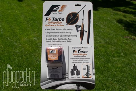 ultimate swing trainer review f4 turbo swing trainer review plugged in golf