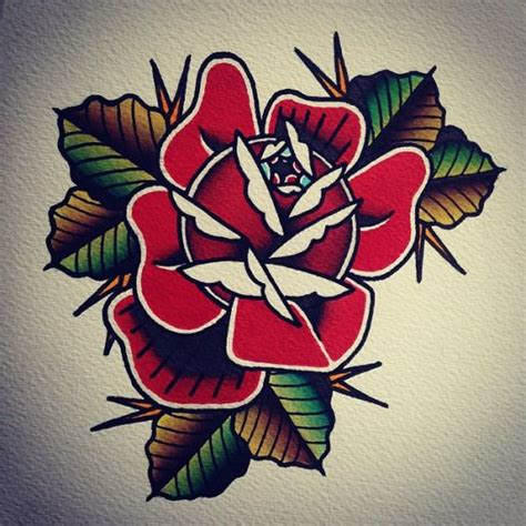 traditional roses 17 best ideas about traditional tattoos on