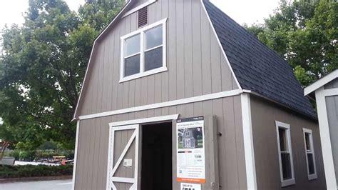 home depot outdoor storage barn summer wind    sku