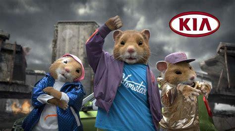 the kia hamsters kia rocks on tv with hip hop hamsters scoop news