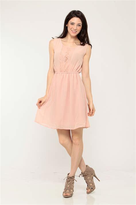 Blush Chiffon Dress @ Cicihot sexy dresses,sexy dress,prom dress,summer dress,spring dress,prom