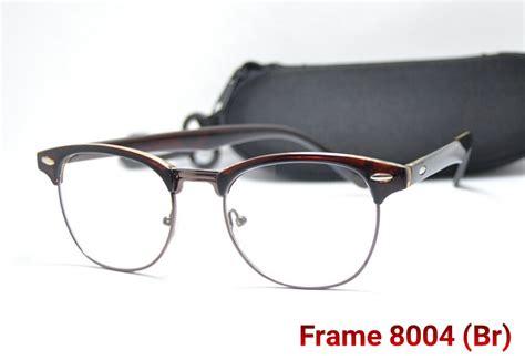 Kacamata Pri Wanita Kacamata Lotos 6 jual frame kacamata frame 8004 pria wanita plus minus dewa krisna store