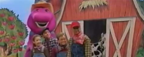 Barney And The Backyard Cast Where Are They Now by Barney You Can Be Anything Credits The Voice