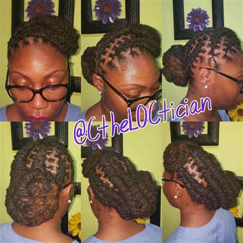 Wedding Hairstyles With Dreadlocks by 2030 Best Images About Loc Styles On Black