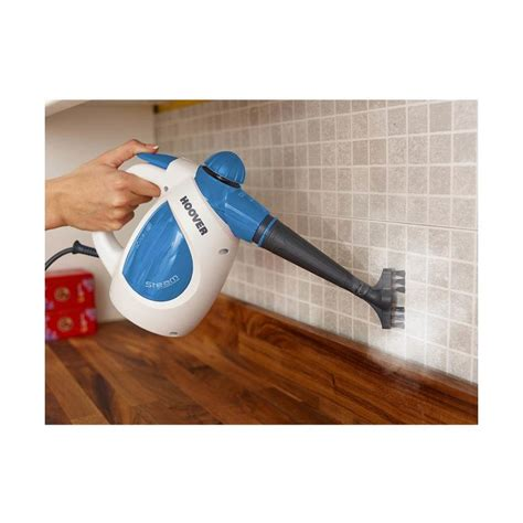 steam clean bathroom hoover steam express handheld steam cleaner on onbuy